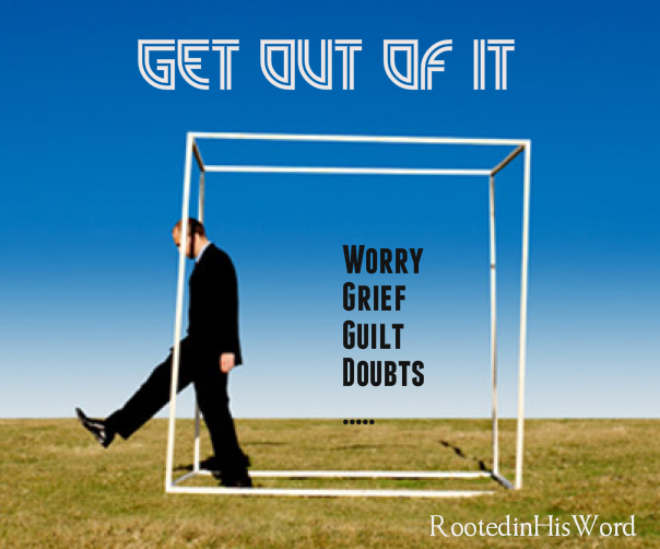 Get out of it!